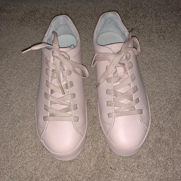 Rag Bone Rb Light Pink Sneakers